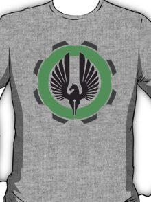 DarkHorse Design Logo Green T-Shirt