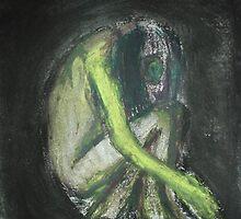 hiding by KikisPlaypen