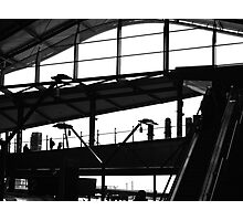 western window late arvo Photographic Print