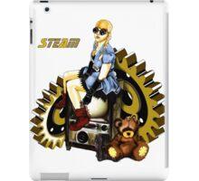 """A Little Steam II"" iPad Case/Skin"
