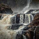 Iguaza Falls - Over the Rocks by photograham