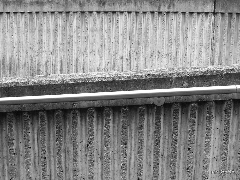 subway walkway by mick8585