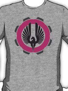 DarkHorse Designs Logo Magenta T-Shirt