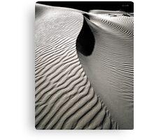 Sand Dune #2 Canvas Print