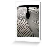 Sand Dune #2 Greeting Card
