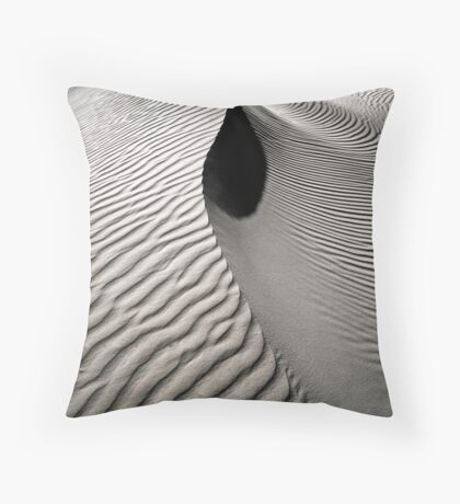Sand Dune #2 Throw Pillow