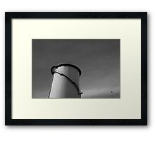 Paper Mill v.1 Framed Print