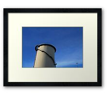 Paper Mill v.2 Framed Print