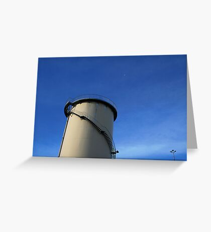 Paper Mill v.2 Greeting Card