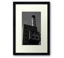 Paper Mill v.3 Framed Print