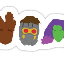 The Galaxy Gang Sticker