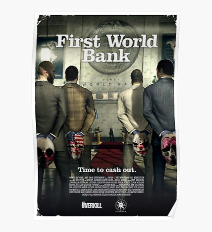 Payday - First World Bank Poster