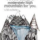 Mountain love by Jenny Wood