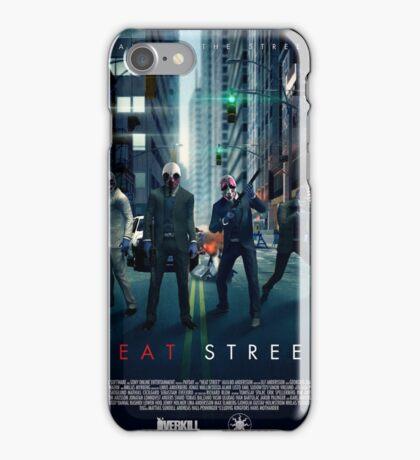 Payday - Heat Street iPhone Case/Skin