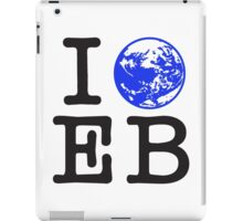 I (Earth) EB iPad Case/Skin