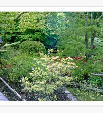Butchart Gardens 15, 1984 Sticker