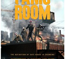 Payday - Panic Room by awesomebc