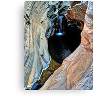 Spa Pool, Hamersley Gorge, Karijini NP Canvas Print