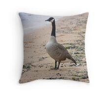 Wild Geese Throw Pillow