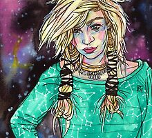 Andromeda by HiddenStash