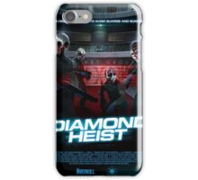 Payday - Diamond Heist iPhone Case/Skin