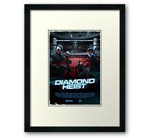 Payday - Diamond Heist Framed Print