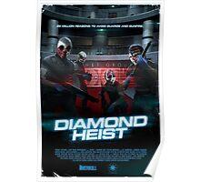 Payday - Diamond Heist Poster