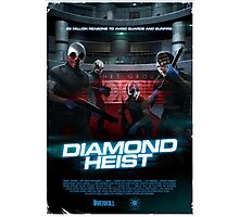 Payday - Diamond Heist Photographic Print