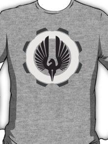 DarkHorse Design Logo Snow T-Shirt