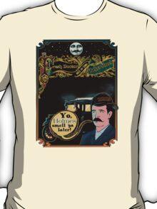 Print The Fresh Doctor Of Baker Street  T-Shirt