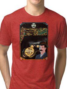 Print The Fresh Doctor Of Baker Street  Tri-blend T-Shirt