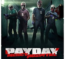 Payday - No Mercy by awesomebc