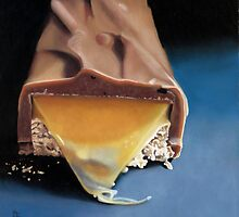 Milky Way Candy Bar by ria hills