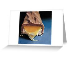 Milky Way Candy Bar Greeting Card
