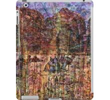 Desert Varnishes - Wadi Rum iPad Case/Skin