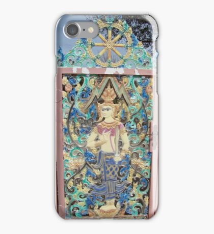 Wat Gates iPhone Case/Skin