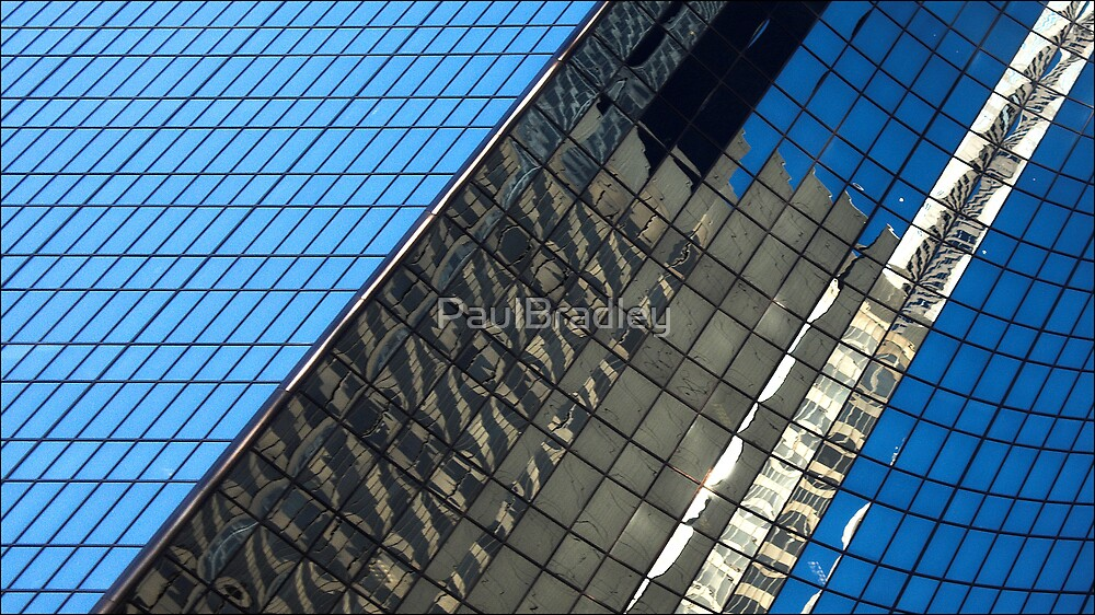 Abstract Reflection by PaulBradley