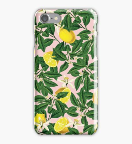Lemonade #redbubble #decor #buyart iPhone Case/Skin