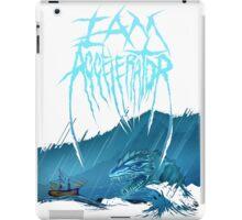Loch Ness Monster - Iamaccelerator tee iPad Case/Skin
