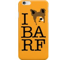 I Heart BA RF iPhone Case/Skin