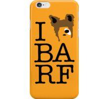 I Heart BA RF iPhone Case/Skin