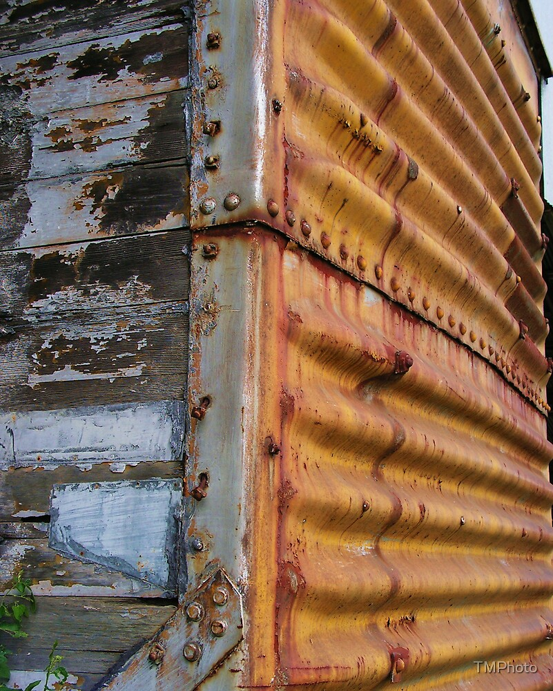 Boxcar Metal by TMPhoto