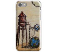 Ye Oil World iPhone Case/Skin