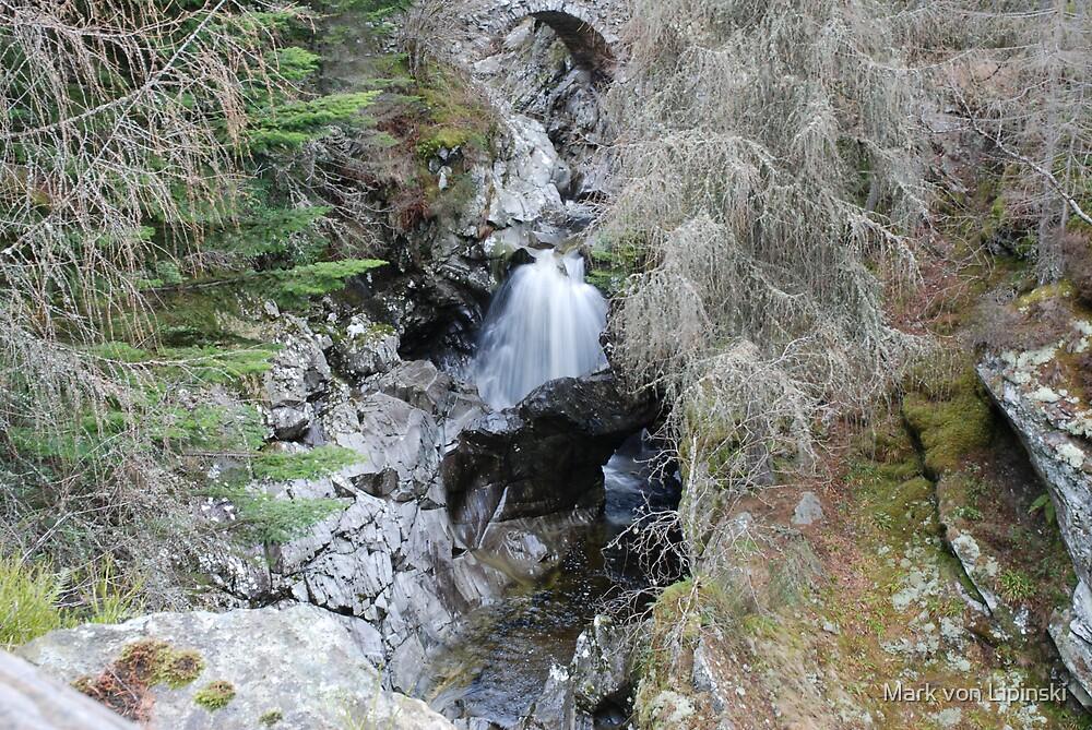 Waterfall by Mark von Lipinski