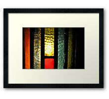 Lux Beata (horizontal) Framed Print