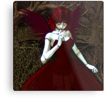 Fairy Secrets Metal Print
