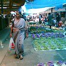 Vegetable Market, Nadi, Fiji by Camelot