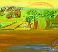 meadow sunshine by missjazzy