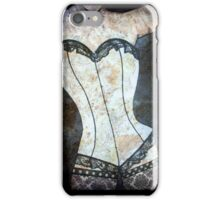 Written in Lingerie  iPhone Case/Skin