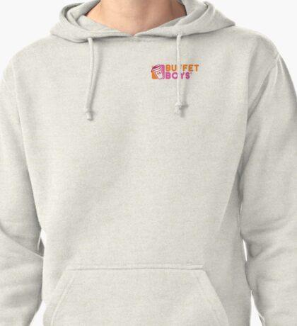 Buffet Boys  - Dunkin' Donuts Logo Pullover Hoodie